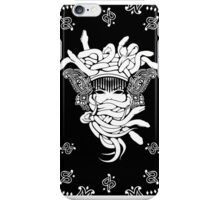 CROOKS BANDANA CREST #2 iPhone Case/Skin