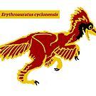 Prehistoric Cardinal by Muninn