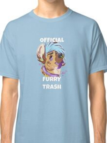 Official Furry Trash Classic T-Shirt