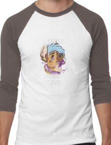 Official Furry Trash Men's Baseball ¾ T-Shirt