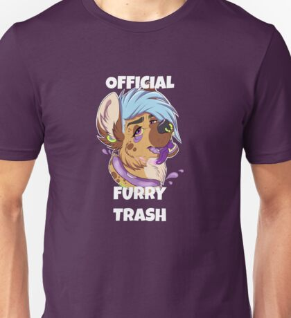 Official Furry Trash Unisex T-Shirt