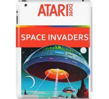 Atari Space Invaders Transparent  iPad Case/Skin