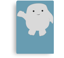 Doctor Who - Adipose (Solo) Canvas Print