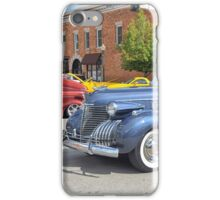 Cadillac Style iPhone Case/Skin