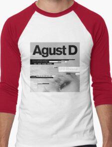 SUGA - AGUST D  Men's Baseball ¾ T-Shirt