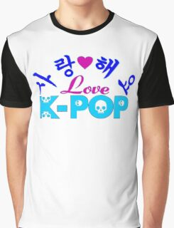 ♥♫Love-SaRangHaeYo K-Pop Fabulous K-Pop Clothes & Phone/iPad/Laptop/MackBook Cases/Skins & Bags & Home Decor & Stationary & Mugs♪♥ Graphic T-Shirt