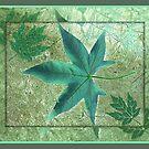 Leaf Art by Monnie Ryan
