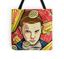 Stranger Waffles Tote Bag