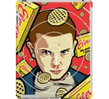 Stranger Waffles iPad Case/Skin