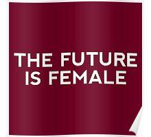 Future Female Poster
