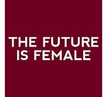 Future Female Photographic Print