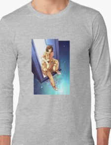 From the TARDIS Long Sleeve T-Shirt