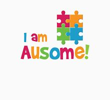 I am Ausome - Awesome Autism Awareness T shirt Kids - Adult Sizes 2  Classic T-Shirt