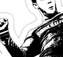 Eden Hazard - Chelsea Sticker