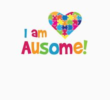 I am Ausome - Awesome Autism Awareness T shirt Kids - Adult Sizes  Classic T-Shirt