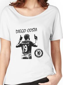 Diego Costa - Chelsea Women's Relaxed Fit T-Shirt