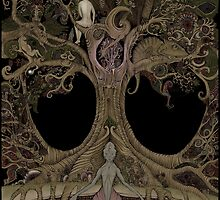 Tree of Life by crystalface