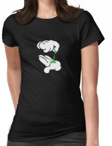 Pinch it Womens Fitted T-Shirt