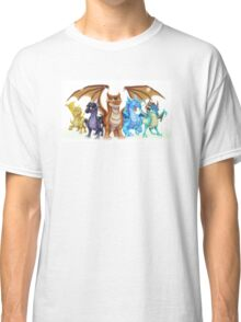 Wings of Fire Main Five Classic T-Shirt