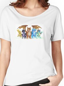 Wings of Fire Main Five Women's Relaxed Fit T-Shirt