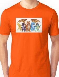 Wings of Fire Main Five Unisex T-Shirt