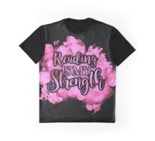 Reading Is My Strength Graphic T-Shirt