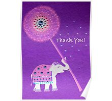Thank you ! Poster