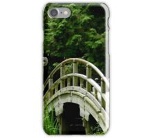 Japanese Garden - Maymont Park    ^ iPhone Case/Skin