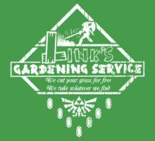Link's Gardening by Shinobee