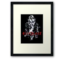Darkwood Cutter (multiple options) Framed Print