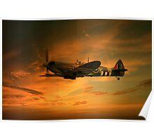 Spitfire Glory Poster