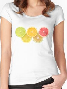 Citrus Olympics Women's Fitted Scoop T-Shirt