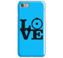 Doctor Manhattan Love! iPhone Case/Skin