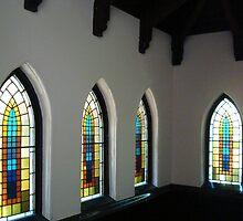 Little Stone Church (vestibule) - UVA campus  ^ by ctheworld
