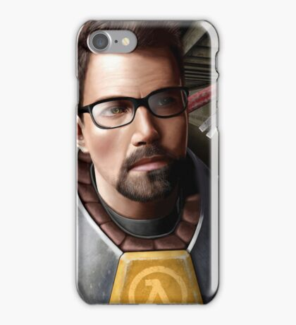 Half-life - Gordon Freeman iPhone Case/Skin
