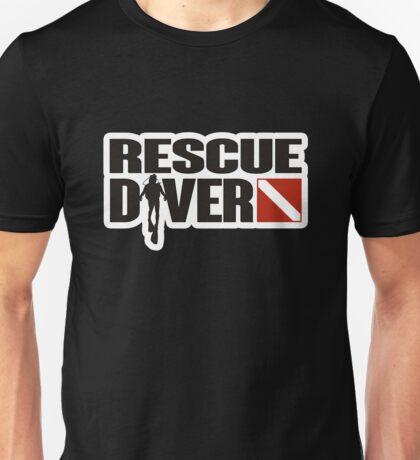 Rescue Diver  Unisex T-Shirt