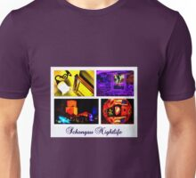 Schongau Nightlife Unisex T-Shirt
