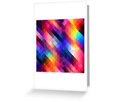 Pattern Mosaic Art Greeting Card