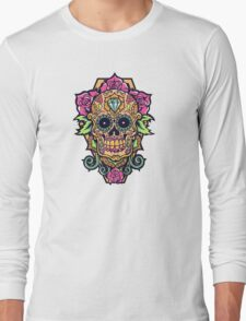 Awesome skull Long Sleeve T-Shirt