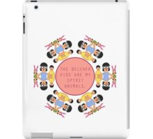 Belcher Spirit Animals iPad Case/Skin