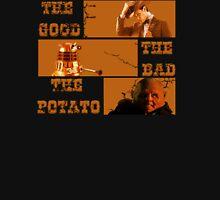 The Good - The Bad - The Potato v2 Unisex T-Shirt