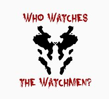 Who watches the watchmen? Rorschach Watchmen Classic T-Shirt
