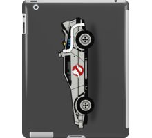 Ghostbusters To The Future! iPad Case/Skin