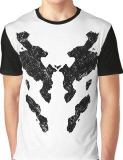 Rorschach Vintage Watchmen Graphic T-Shirt
