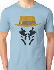 Rorschach Watchmen Vintage Unisex T-Shirt