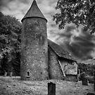 Southease Church by Dave Godden
