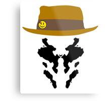 Rorschach Watchmen Metal Print