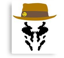 Rorschach Watchmen Canvas Print