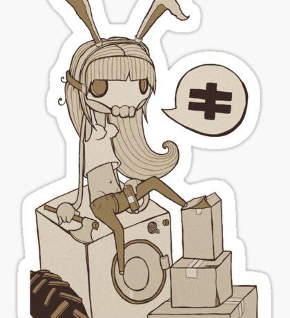 New Age Queen Sticker
