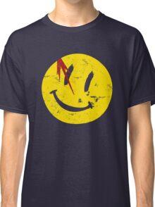 Watchmen Symbol Smile Vintage Classic T-Shirt